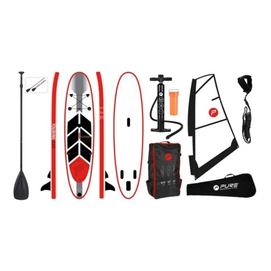 Stand Up Paddle (320cm) Pure4Fun Wind SUP
