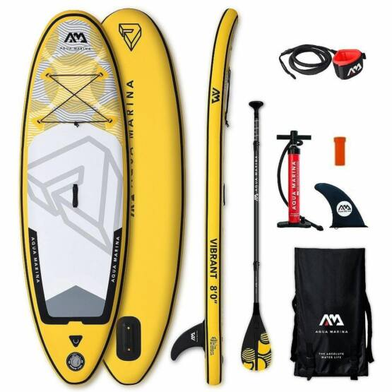"""Stand Up Paddle (244cm) Vibrant Kids 8/0"""""""