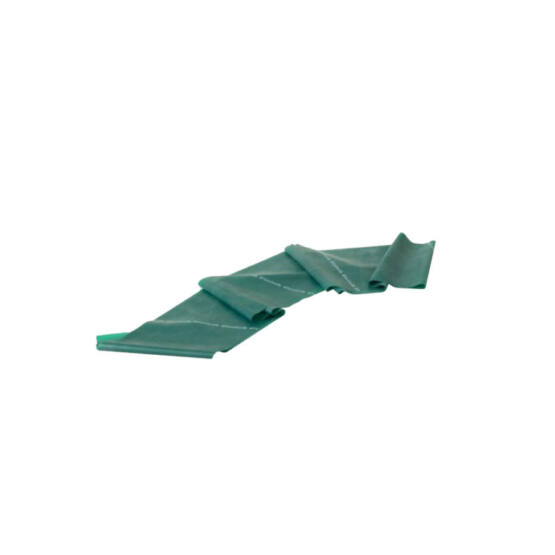 Thera-Band erősítő gumiszalag ZÖLD: ERŐS 150 cm