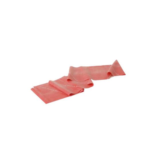 Thera-Band erősítő gumiszalag PIROS: KÖZEPES 150 cm