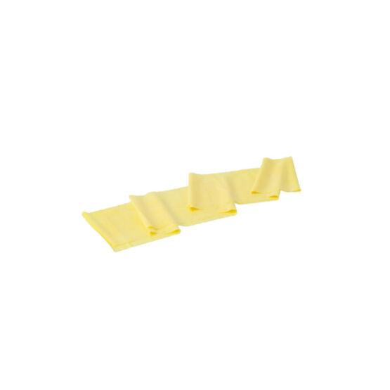 Thera-Band erősítő gumiszalag SÁRGA: GYENGE 150 cm